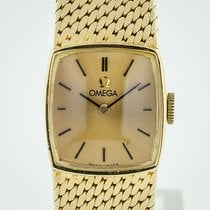 Omega Yellow gold 18mm Manual winding Omega pre-owned United States of America, California, Pleasant Hill