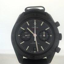 Omega Speedmaster Professional Moonwatch nuevo 2020 Automático Cronógrafo Reloj con estuche y documentos originales 311.92.44.51.01.003