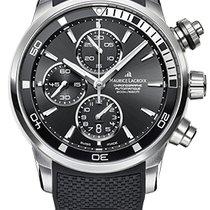 Maurice Lacroix Pontos S Chronograph,White Details Rubber and...