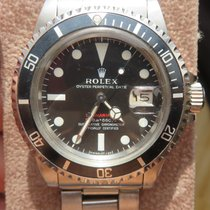 Rolex Red Submariner Meters First