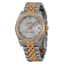 Rolex Datejust, Ref. 178241 - silber Index ZB/Jubileeband