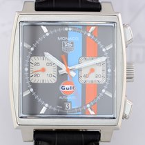 TAG Heuer Monaco Gulf Edition Limited Racing Steve McQueen Top...