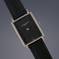 Vintage Vacheron & Constantin 18ct white gold manual watch