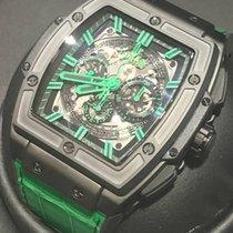 恒寶 Hublot Spirit Of Big Bang All Black Green