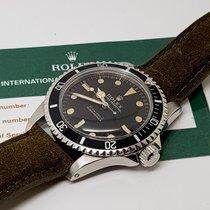 Rolex 5513 SWISS ONLY Gilt Submariner - 1963