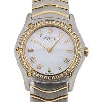 Ebel Classic Wave 27 Quartz Gemstone