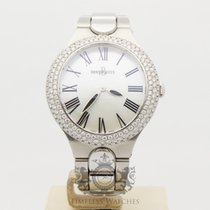 Bertolucci Serena Garbo Stainless Steel Diamonds Ref.303