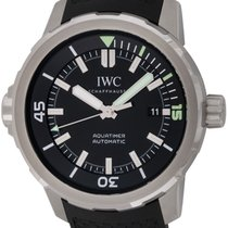 IWC : Aquatimer :  IW329001 :  Stainless Steel (brushed) : NEW