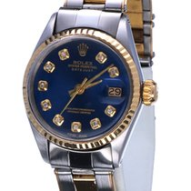 Rolex Oyster Lady Datejust Gold Steel Vintage 26 mm (1966)