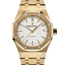 49c79c4a1bd5 Audemars Piguet Royal Oak Selfwinding Yellow gold - all prices for ...