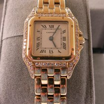 Cartier Panthère gebraucht Gelbgold
