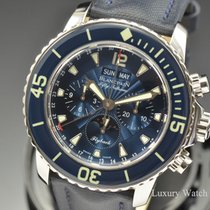 Blancpain Fifty Fathoms (Submodel) new 45mm Steel