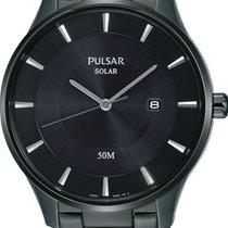 Pulsar Solar PX3103X1 Herrenarmbanduhr Klassisch schlicht