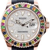 Rolex 116695SATS Or rose Yacht-Master 40mm