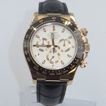 Rolex Rose gold 40mm Automatic 116515 LNi pre-owned