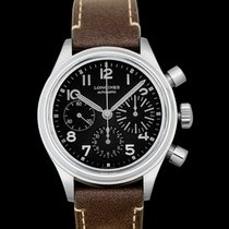 Longines Avigation Steel 41mm Black United States of America, California, San Mateo