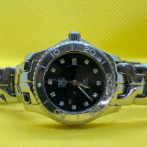 TAG Heuer 27mm Quartz pre-owned Link Lady