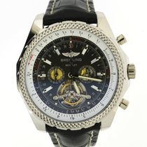 Breitling Platinum Manual winding 49mm pre-owned for Bentley