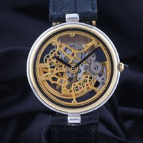Gérald Genta White gold Automatic Transparent 36mm pre-owned