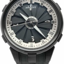 Perrelet Steel 48mm Automatic XL A1051/10 new