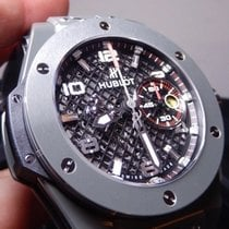 Hublot Big Bang Ferrari Ceramic 45mm Transparent
