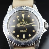 Rolex Submariner (No Date) 5513 1964 occasion