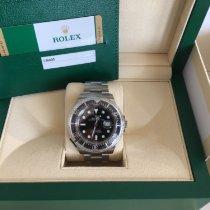 Rolex Sea-Dweller Stahl 43mm Schwarz Keine Ziffern Schweiz, Zürich