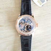 Louis Moinet Roségull 44mm Automatisk LM-50.50.50 ny