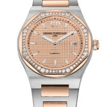 Girard Perregaux Laureato Gold/Steel United States of America, New York, New York