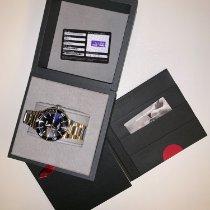 Oris Aquis Small Second Zeljezo 45.5mm Plav-modar Bez brojeva