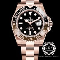 Rolex GMT-Master II new 2019 Automatic Watch with original box and original papers 126715CHNR