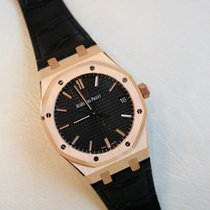 Audemars Piguet 15500OR.OO.D002CR.01 Rose gold 2019 Royal Oak 41mm new