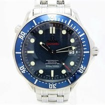 Omega pre-owned Automatic 45.8mm Blue