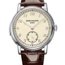Patek Philippe Minute Repeater Aur alb 38mm