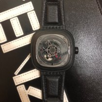 Sevenfriday Steel 47mm Automatic P3-1 pre-owned Singapore, Singapore