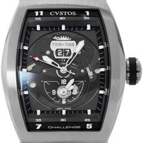 Cvstos Steel 41mm Automatic CTT SWR pre-owned
