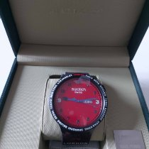 Swatch Plástico 47mm Quartzo SO27Z701S novo