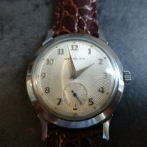 Wittnauer Steel 33mm Manual winding pre-owned