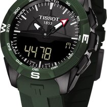 Tissot T-Touch Expert Solar T110.420.47.051.00 TISSOT T-TOUCH EXPERT SOLAR II Neuve Titane 38.7mm Quartz France, LIMOGES