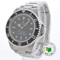Rolex Sea-Dweller 4000 Сталь 40mm Без цифр