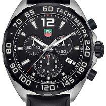 TAG Heuer Formula 1 Quartz Steel 43mm Black Arabic numerals United States of America, California, Moorpark