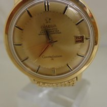 Omega Or rose 35mm Remontage automatique 168.004 occasion