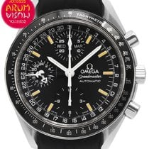 Omega Speedmaster Day Date Acero 39mm Negro España, Madrid