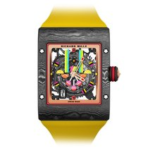 Richard Mille RM 016 Koolstof 50.20mm