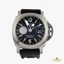 Panerai Luminor GMT Automatic Acero 44mm Negro Árabes España, Madrid