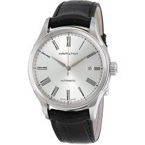 Hamilton Men's H39515754 Valiant Analog Display Automatic