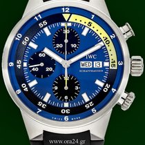IWC Aquatimer Cousteau Calypso  44mm Automatic Chronograph B&P