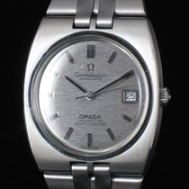 Omega Constellation Date Steel Automatic