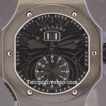 Bulgari Endurer Chronosprint ALL BLACKS Limited Edition full set