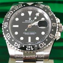 Rolex GMT-Master II Ref. 116710 LN LC100 Box/Papiere Chromalight
